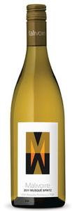 Malivoire Musqué Spritz 2011, VQA Beamsville Bench, Niagara Peninsula Bottle