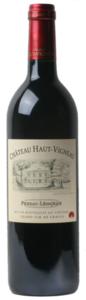 Château Haut Vigneau 2009, Ac Pessac Léognan Bottle