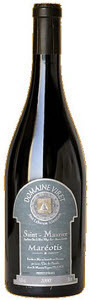 Domaine Viret Mareotis Saint Maurice 2007, Cotes Du Rhone Villages Bottle