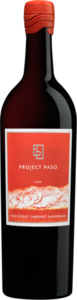 Project Paso Cabernet Sauvignon 2010, Paso Robles Bottle