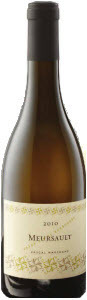 Marchand Tawse Meursault 2010 Bottle