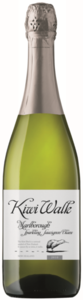 Kiwi Walk Sparkling Sauvignon Blanc, Marlborough Bottle