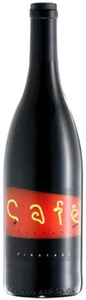 Café Culture Pinotage 2011, Wo Western Cape Bottle