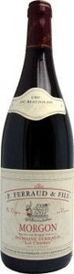 P. Ferraud & Fils Domaine Ferraud Les Charmes Morgon 2009, Ac Bottle
