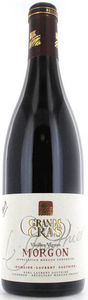 Laurent Gauthier Grand Cras Vieilles Vignes Morgon 2010, Ac Bottle