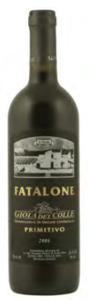 Pasquale Petrera Fatalone Primitivo 2006, Doc Gioia Del Colle Bottle