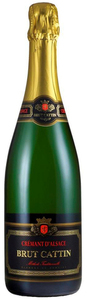 Joseph Cattin Brut Crémant D'alsace, Méthode Traditionnelle, Ac Alsace, France Bottle