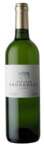 Château Brondelle Classic Sauvignon/Sémillon 2010, Ac Graves Bottle