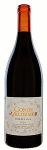 Conde De Valdemar Reserva 2005, Doca Rioja Bottle