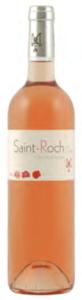 Château St. Roch Syrah/Grenache Rosé 2011, Ac Côtes De Roussillon Bottle