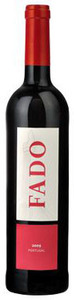 Fado 2009, Vinho Regional Alentejano Bottle