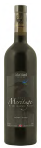 Lulu Island Meritage 2011, Fraser Valley Bottle