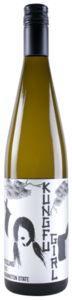 Kung Fu Girl Riesling 2010, Evergreen Vineyard, Columbia Valley Bottle