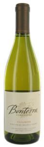 Bonterra Viognier 2010, Mendocino County Bottle
