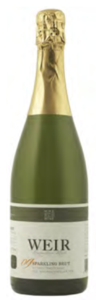 Mike Weir Sparkling Brut 2009, VQA Niagara Peninsula, Ontario, Méthode Traditionnelle Bottle