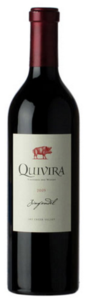 Quivira Zinfandel 2009, Dry Creek Valley, Sonoma County Bottle