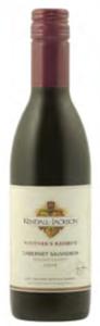 Kendall Jackson Vintner's Reserve Cabernet Sauvignon 2009, Sonoma County (375ml) Bottle