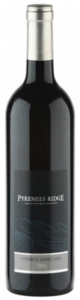 Pyrenees Ridge Winery Pyrenees Shiraz 2009, Victoria Bottle