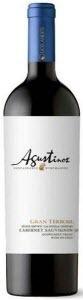 Agustinos Gran Terroir Cabernet Sauvignon 2009, Bío Bío Valley Bottle
