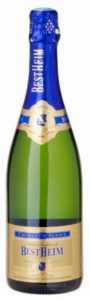 Bestheim Brut Crémant D'alsace, Méthode Traditionnelle, Ac Alsace Bottle
