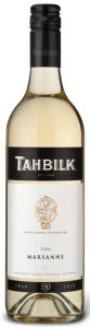 Tahbilk Museum Release Marsanne 2007, Nagambie Lakes, Central Victoria Bottle