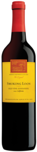 Smoking Loon Old Vine Zinfandel 2009 Bottle