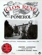 Clos Rene 2006 2006 Bottle