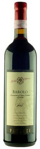 Patrizi Barolo 2008, Docg Bottle