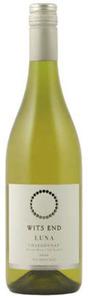 Wits End Luna Chardonnay 2010 Bottle