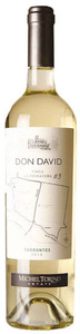 Michel Torino Don David Finca La Primavera #3 Torrontes 2011, Cafayate Valley, Salta Bottle