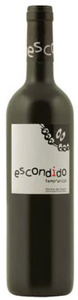 Escondido Tempranillo 2009, Do Ribera Del Duero Bottle