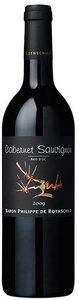 Philippe De Rothschild Cabernet Sauvignon 2011, Pays D' Oc Bottle