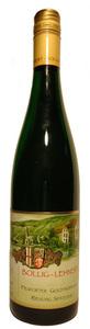Bollig Lehnert Piesporter Goldtröpfchen Riesling Spätlese 2009, Prädikatswein Bottle