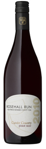 Rosehall Run Cuvée County Pinot Noir 2010, VQA Prince Edward County Bottle