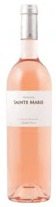 Domaine Sainte Marie Tradition Rosé 2011, Ac Côtes De Provence Bottle