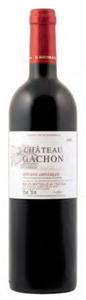 Château Gachon Cuvée Les Petits Rangas 2008, Ac Montagne St émilion Bottle