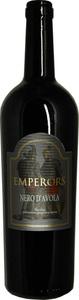 Emperors Nero D'avola 2010, Igt Sicilia Bottle
