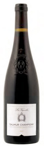 Les Vignoles Terroirs Et Lieu Dieu De Loire Saumur Champigny 2009, Ac, Cabernet Franc Bottle