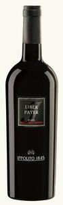 Ippolito 1845 Liber Pater Cirò Rosso Classico Superiore 2009, Doc Bottle