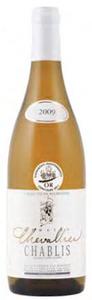 Domaine Chevallier Chablis 2009, Ac Bottle
