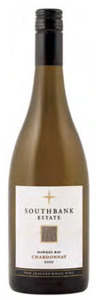 Southbank Chardonnay 2010, Hawkes Bay, North Island Bottle
