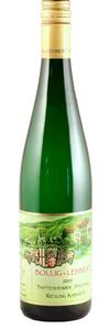 Bollig Lehnert Trittenheimer Apotheke Riesling Kabinett 2009, Prädikatswein Bottle