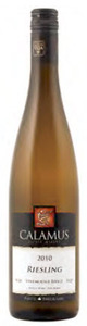 Calamus Riesling 2010, VQA Vinemount Ridge, Niagara Peninsula Bottle