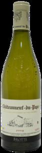 Brotte Châteauneuf Du Pape Blanc 2010, Ac Bottle