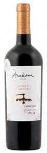 Anakena Single Vineyard Carmenère 2010, Malva, Peumo Bottle