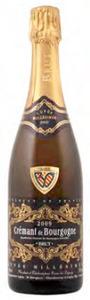Cave De Lugny Cuvée Millésime Brut Crémant De Bourgogne 2009, Ac, Burgundy, France Bottle