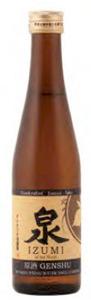 Izumi Of The North Genshu Junmai Sake, Ontario (300ml) Bottle