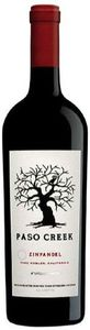 Paso Creek Zinfandel 2009, Paso Robles Bottle