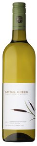 Cattail Creek Chardonnay Musqué Estate Series 2011, VQA Four Mile Creek Bottle