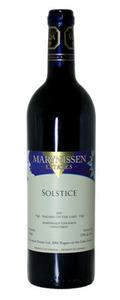 Marynissen Solstice 2007 2007 Bottle